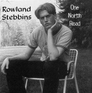 rowland stebbins - one north road CD 1998 rockpaperscissors 12 tracks used mint