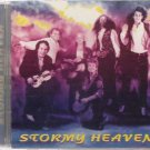 stormy heaven - stormy heaven CD 1996 pasha 5 tracks used mint