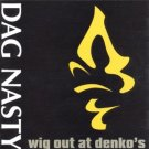 dag nasty - wig out at denko's CD 1987 2002 dischord 17 tracks used mint