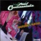 lost continentals - moonshine & martinis CD 1997 landslide 15 tracks used