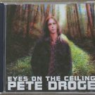 pete droge - eyes on the ceiling CD single 1998 sony epic used mint
