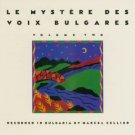 le mystere des voix bulgares volume two CD 1988 elektra asylum nonesuch 17 tracks used