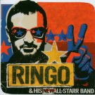 king biscuit flower hour presents ringo & his all-starr band CD 2002 16 tracks used mint