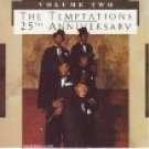 temptations - 25th anniversary volume two CD 1986 motown 15 tracks used mint