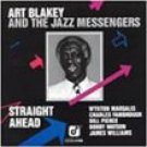 art blakey and the jazz messengers - straight ahead CD 1981 concord jazz 6 tracks used mint
