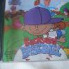 backyard baseball CD-Rom for windows and mac humongous entertainment new factory sealed