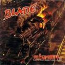 blade - rockomotive CD 1998 storm records 13 tracks used mint
