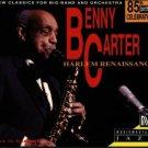benny carter - harlem renaissance CD 2-discs music masters jazz 16 tracks used mint