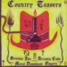 country teasers - Science Hat Artistic Cube Moral Nosebleed Empire CD 2001 in the reds 20 tracks