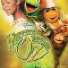 muppets' wizard of oz VHS 2005 buena vista used