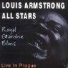 louis armstrong all stars - royal garden blues CD 2001 tko 12 tracks used mint