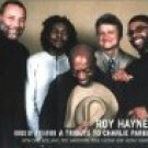 roy haynes - birds of a feather a tribute to charlie parker CD 2001 disques dreyfus used