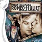romeo + juliet - leonardo dicaprio + claire danes DVD 2003 20th century fox used mint