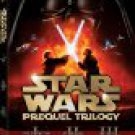 star wars prequel trilogy - phantom of the menace, attack of the clones, revenge of the sith DVD