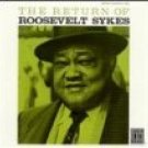 roosevelt sykes - return of roosevelt sykes CD 1992 obc prestige fantasy 12 tracks
