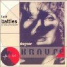 dagmar krause - tank battles the songs of hanns eisler CD 1994 voiceprint 36 tracks