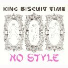 king biscuit time - no style CD ep 2000 astralwerks 8 tracks used