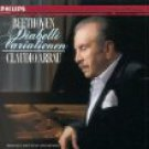 beethoven diabelli variations - claudio arrau piano CD 1986 philips w germany used mint