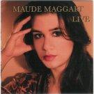 maude maggart - live CD 1997 oak room algonquin 13 tracks used mint