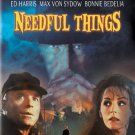 needful things - ed harri + max von sydow DVD 2002 MGM used mint