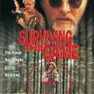 surviving  game - ice-t + rutger hauer DVD 1994 new line used mint
