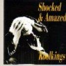 koolkings - shocked & amazed CD 1991 zensor musik EFA 11 tracks used mint