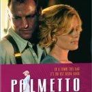 palmetto - woody harrelson + elizabeth shue + gina gershon DVD 1998 warner used