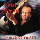paul cotton - changing horses CD 1990 sisapa 10 tracks used mint