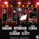 GRP super live in concert - dave grusin et al CD 2-discs 1988 grp used mint