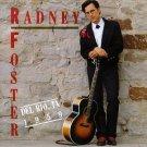 radney foster - del rio texas 1959 CD 1992 arista used mint