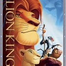 lion king diamond edition in a blu-ray packaging blu-ray + DVD 2011 disney used mint