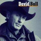 david ball - thinkin problem CD 1994 warner 10 tracks used mint