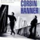corbin / hanner - black and white photograph CD 1990 polygram 10 tracks used mint