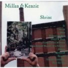 millan & kenzie - shrine CD 1994 blow hole 12 tracks used mint