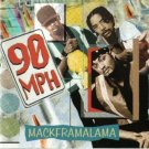 90 mph - mackframalama CD 1994 mad sounds motown 11 tracks used