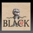 black 47 - black 47 CD 1991 BLK 2001 gadfly 12 tracks used mint