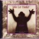 john lee hooker - healer CD 1989 chameleon used mint