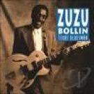 zuzu bollin - texas bluesman CD 1991 antone's records 11 tracks used mint