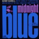 kenny burrell - midnight blue CD 1987 blue note manhattan 8 tracks used