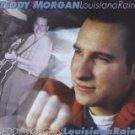 teddy morgan - louisiana rain CD 1996 discovery warner 11 tracks used mint
