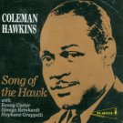 coleman hawkins - song of the hawk CD 1994 flapper pavillion 22 tracks used mint