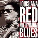 louisiana red - millenium blues CD 1999 earwig 13 tracks used