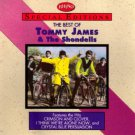 tommy james and the shondells - best of CD 1992 rhino 10 tracks used mint