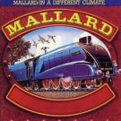 mallard - mallard / in a different climate CD 1994 virgin UK 19 tracks used mint
