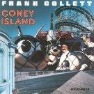 frank collett - coney island CD 1988 innovation records 11 tracks used mint