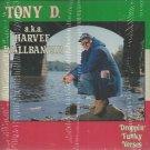 tony D aka harvee wallbangar - droppin' funky verses CD 1991 4th & Bway 13 tracks