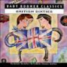 baby boomer classics : british sixties - various artists CD 1988 warner 1993 jci 12 tracks