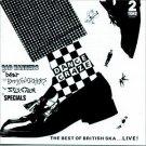 best of british ska ... live! - various artists CD 1990 chrysalis 16 tracks used mint