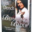 behaving badly - judi dench DVD 2005 acorn 2-disc boxset used mint