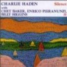 charlie haden w/ chet baker enrico pieraunzi & billy higgins - silence CD 1989 soul note italy
